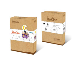 music box box