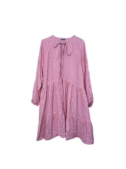 Luna Dress Powder Pink