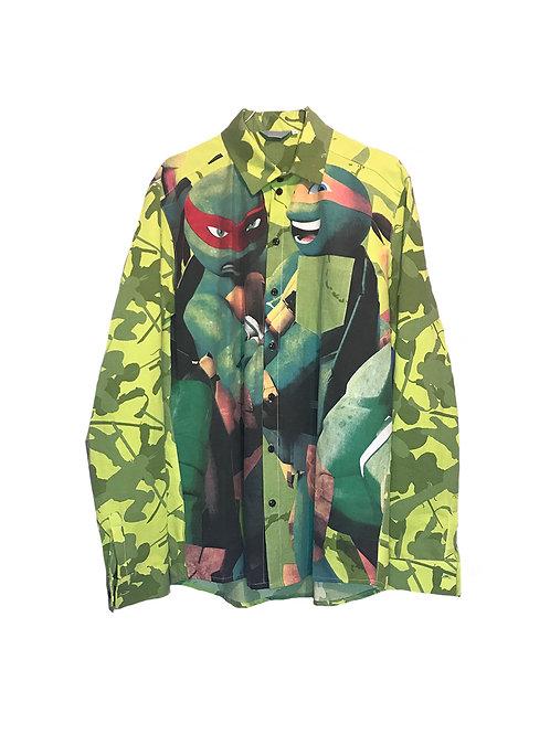 Green Turtles Shirt