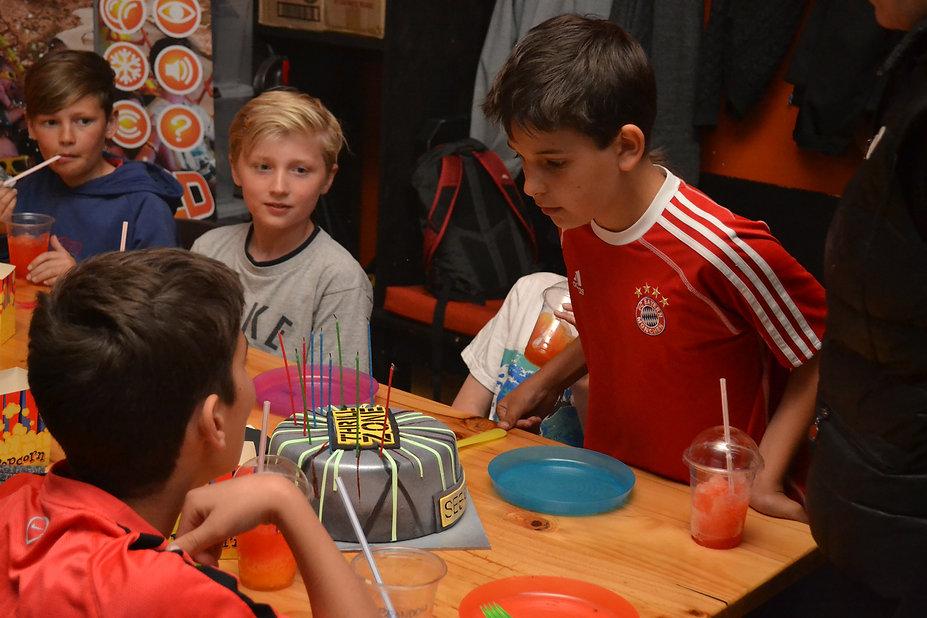Birthday Parties at thrillzone New Zealand