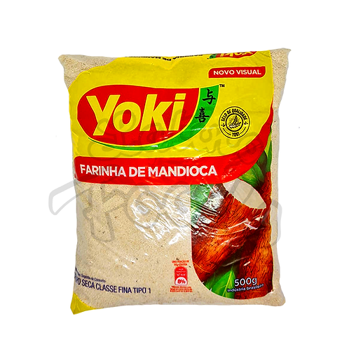 YOKI Raw Cassava Flour - 500g