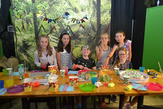 Birthday Parties in Thrillzone New Zealand