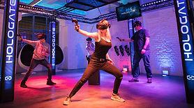 Hologate VR in Takapuna