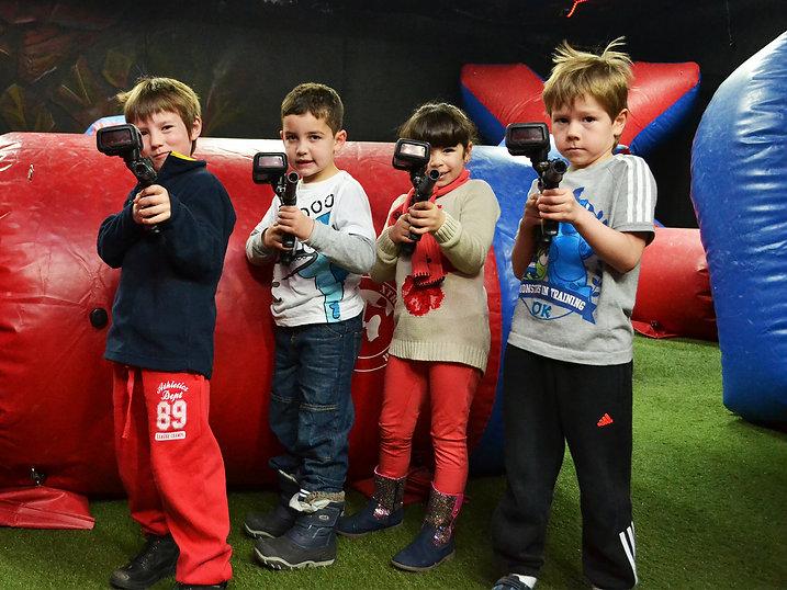 Battleground games in Queenstown