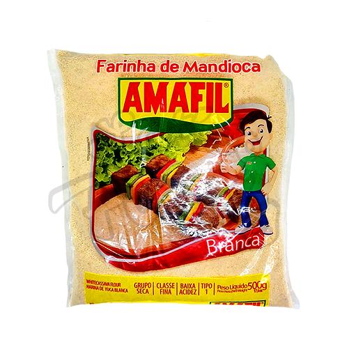 AMAFIL Cassava Flour - 500g (fine)