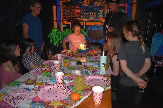 Birthday Parties at Thrillzone Queenstown