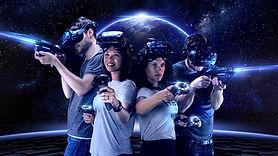 Hologate VR in Queenstown Thrillzone