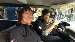 Another Proud Moment in the Ecto 1