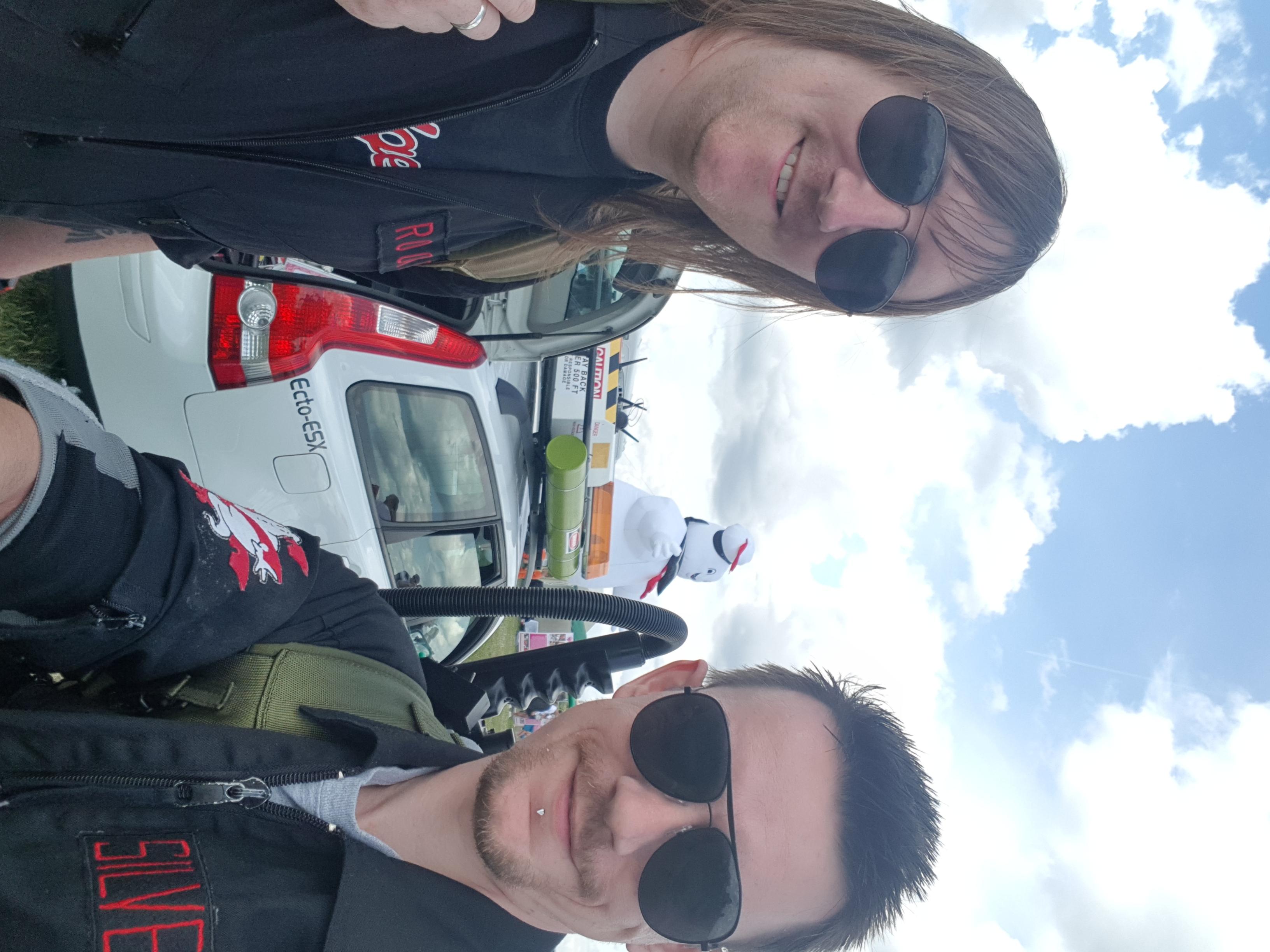 Tony & Rooney