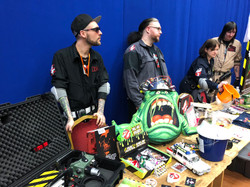 Peterborough Comic-con 2018