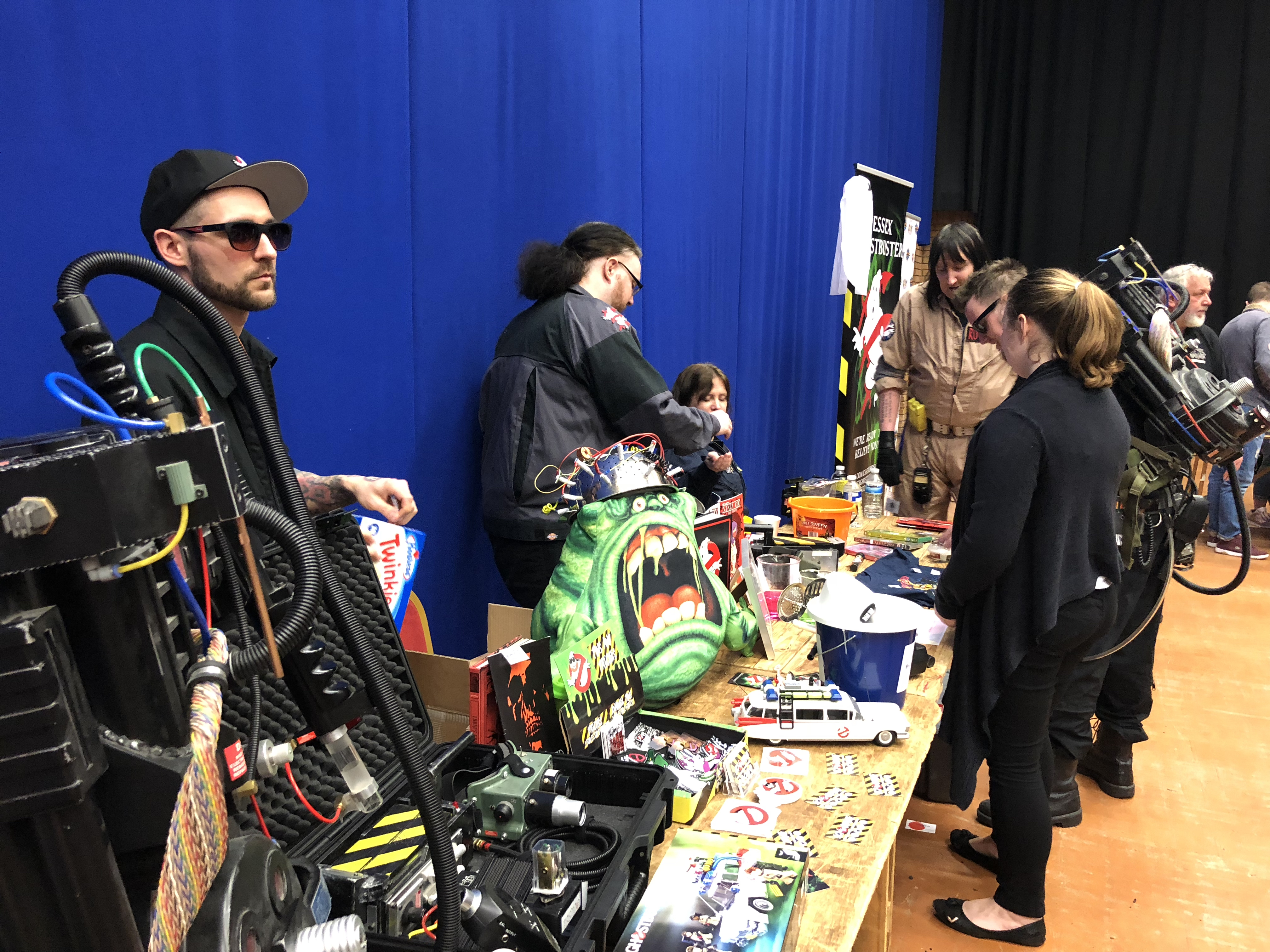 Peterborough Comic-con 2018