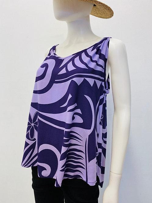 TANK TOP (Purple-Purple)Maile