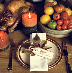 Tomatoes Roasted Turkey Thanksgiving Tab