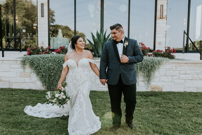 Alyssa + Jose {August 2020}