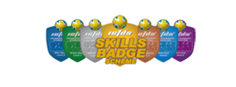 Brazilian Soccer Schools Skills Badge