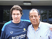 Carlos Alberto Sekolah Sepak Bola Brazilian