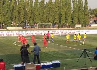 BSS VS LOTTE KIDS FOOTBALL CLUB