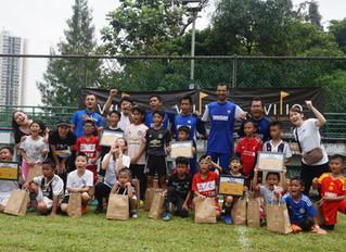 Wilio Soccer Coaching Clinic