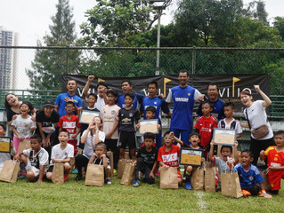 Wilio Soccer Coaching Clinic