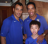 Ronaldinho Sekolah Sepak Bola Brazilian