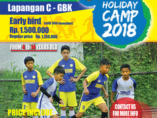 End Of the Year BSS Holiday Camp 2018