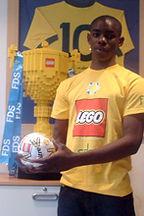Micah Richards Sekolah Sepak Bola Brazilian