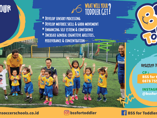 BSS now opening BSS Toddler for age 2-4 years !!! Open for free trial, register now !!!