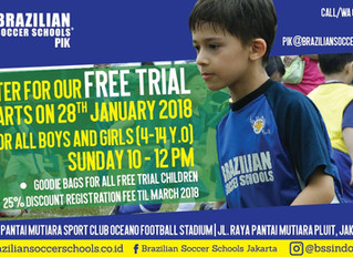 BSS now opening new venue at PIK !! Open fore free trial, Register now !!