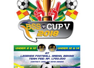 OPEN REGISTRATION BSS CUP 2018
