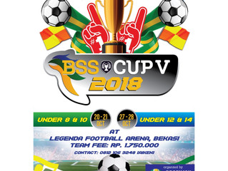 OPEN REGISTRATION BSS CUP 2018