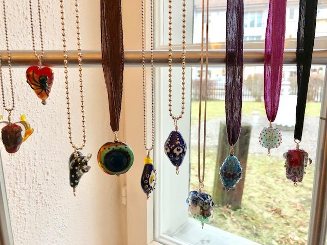 diverse Halsketten