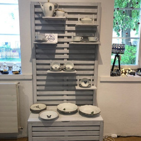 Stadtrand-Keramik
