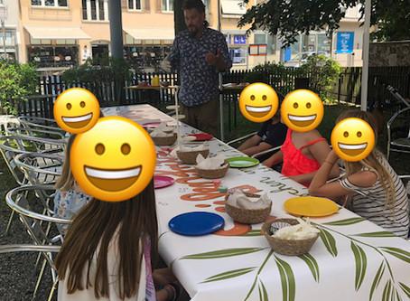 Sproodelbade-Cupcake Workshop
