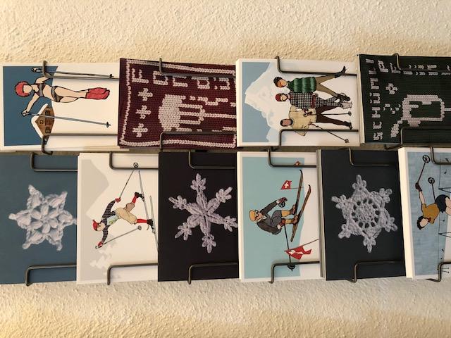 Karten Schnee