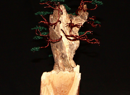 Singhswood - Drahtbäume