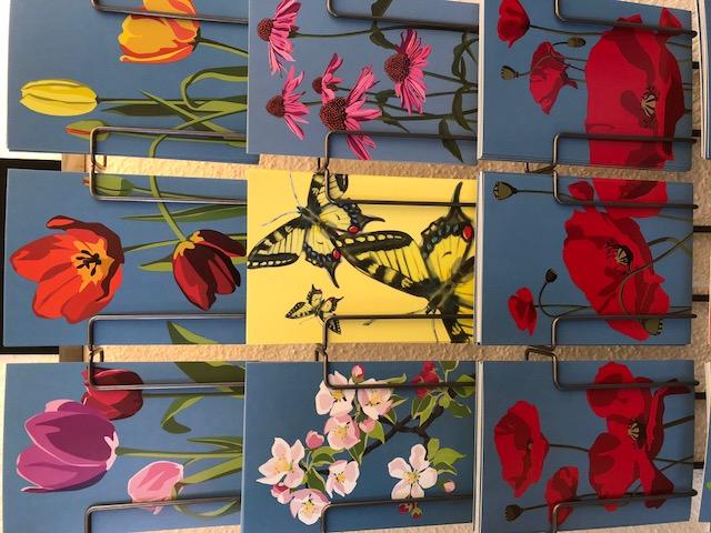 Karten Frühling