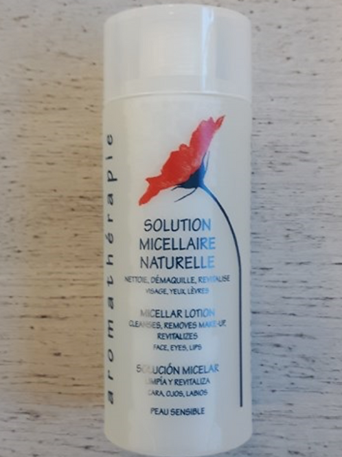 Solution Micellaire Naturelle 125 ml