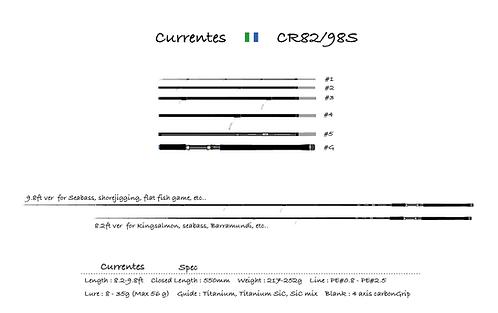 Currentes82/98S|カレンテス82S+