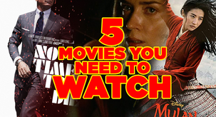 Spring Movie Preview: 5 Movies You Need to Watch