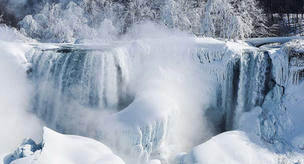 Winter Is Here: Time to Visit Niagara Falls