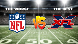 Should the WORST NFL team play the BEST XFL team?