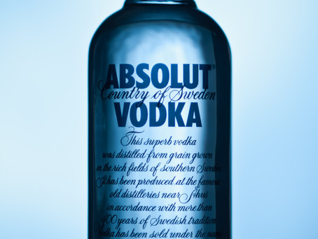 VODKA–IT'S NOT JUST FOR DRINKING