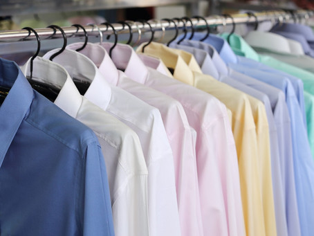 Dry cleaning for our fabulous Kristi Klean customers!