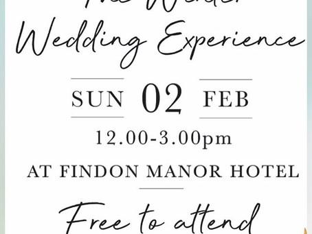 Findon Manor Winter Showcase