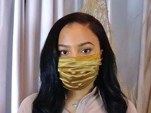 Silk & Safe Face Mask