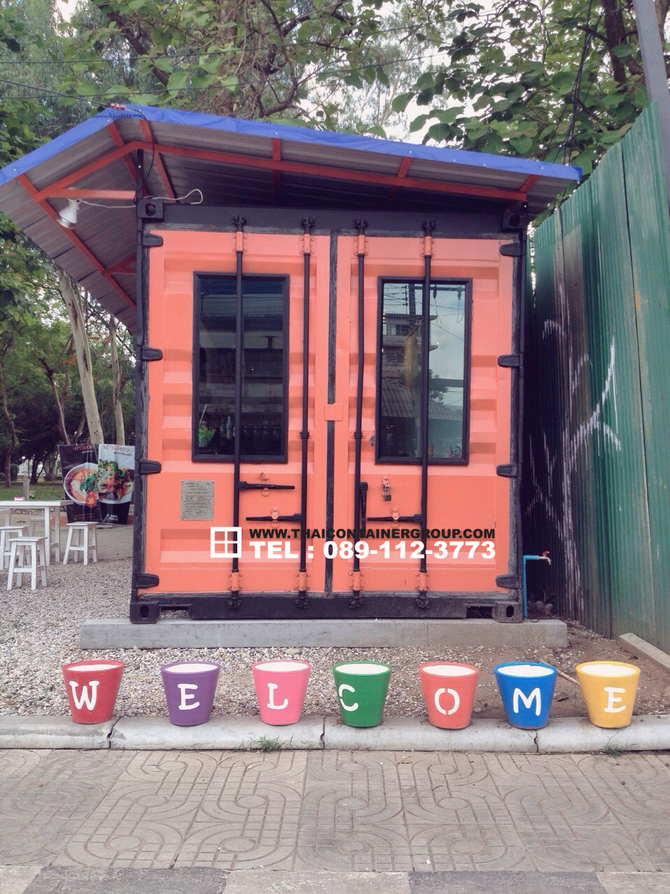 THAI CONTAINER GROUP