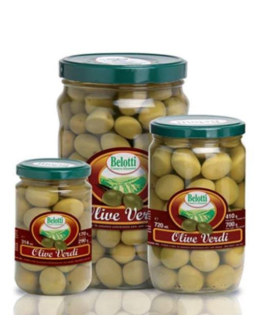 Belotti olive normali 1700-4250