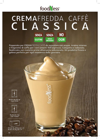 Foodness Crema Caffè classica