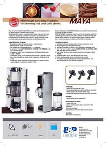 Macchina Maya HOT&COLD