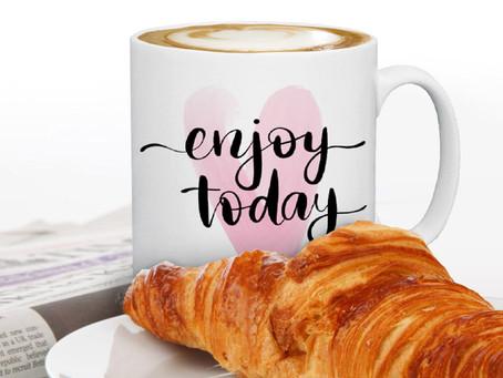 Inizia la tua giornata con un sorriso!
